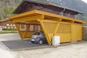Carport , Goldner , Flachau_bearbeitet